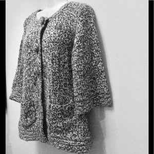 Fenn Wright Manson A-line cardigan M jacket EUC